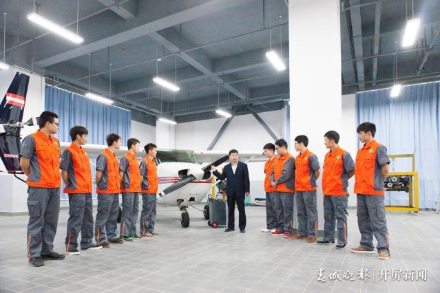 飞机机电设备维修专业教学.jpg