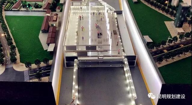 昆明最大地铁站如何换乘2.jpg