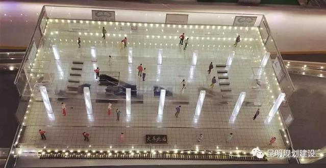 昆明最大地铁站如何换乘1.jpg