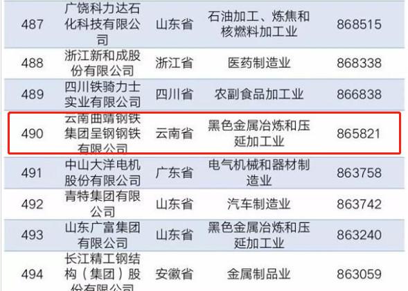 3个民企榜单云南仅3家上榜4.jpg