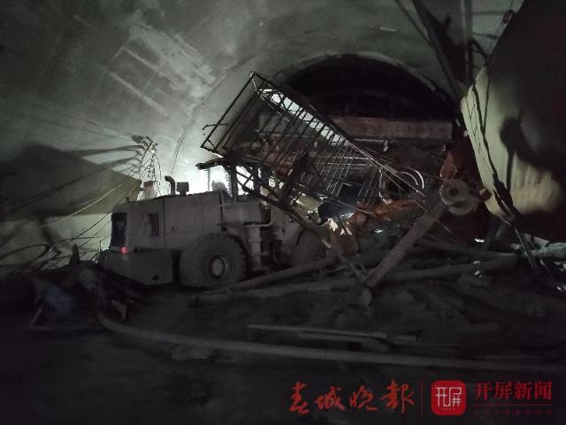 临沧一在建隧道发生突泥涌水事故