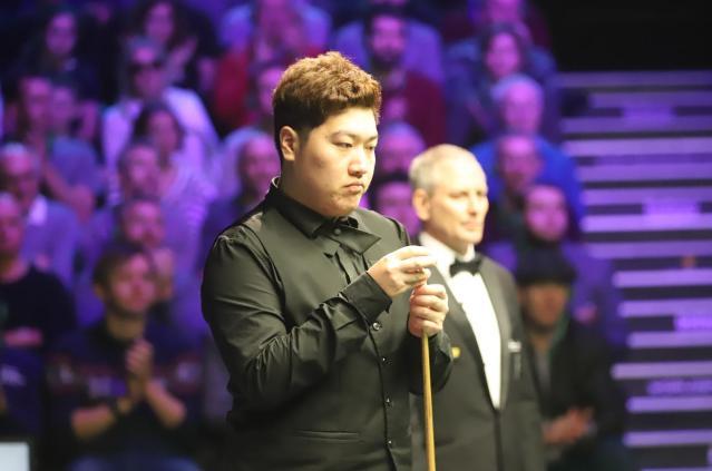 丁俊晖时隔10年第三次打入英锦赛决赛