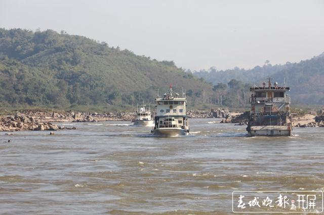 湄公河巡航