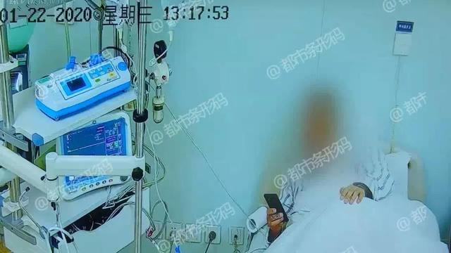 记者独家探视首例感染患者2.jpg