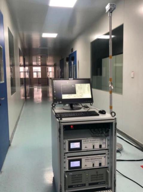 云南省首套疫情防控体温热像监测系统