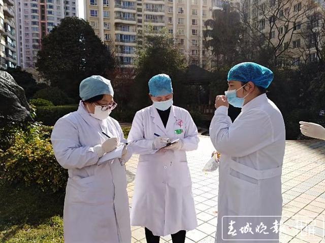 家庭医生加入防疫一线_48人家庭医生团队服务五华区图.jpg