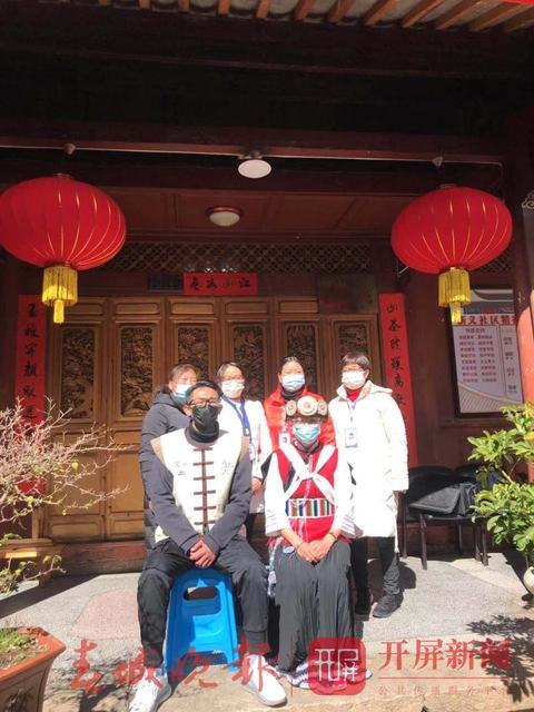 """丽江这对""""战疫""""一线的新人举行了别样的婚礼"""