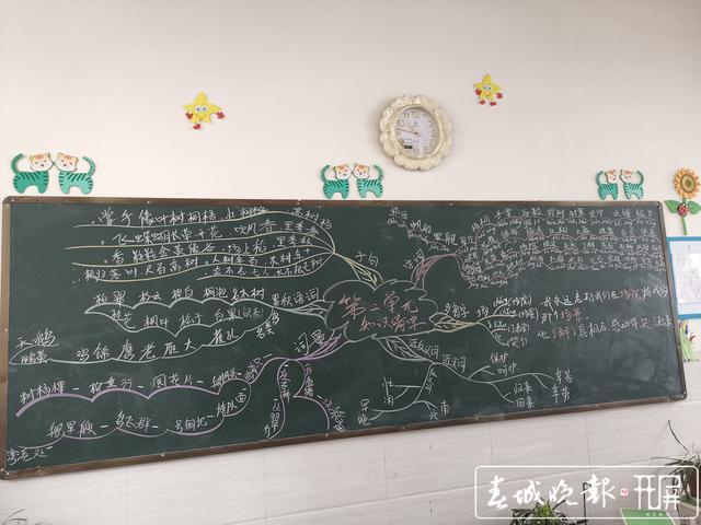 【一线传真】昭通这个班级很厉害:画图防疫情,听课不停学! (19).jpg