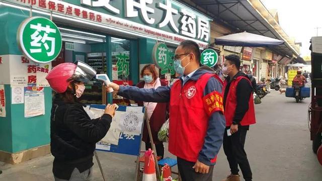 主动担当、积极作为!看云南如何让党旗在防疫一线高高飘扬