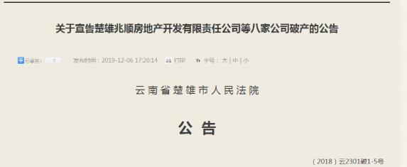 云南一地产开发商破产11.png