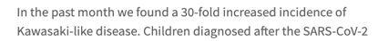 世界多地儿童出现罕见综合征
