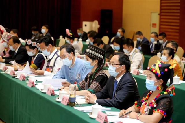 云南代表委员热议政府工作报告3.jpg