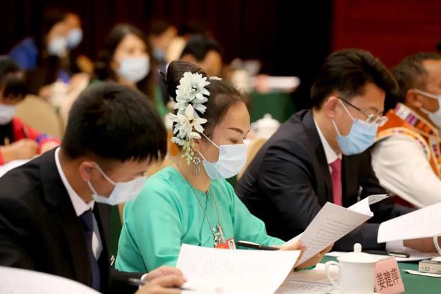 云南代表委员热议政府工作报告2.jpg