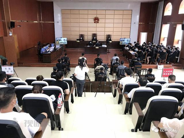 文山37人涉恶团伙接受审判8.jpg