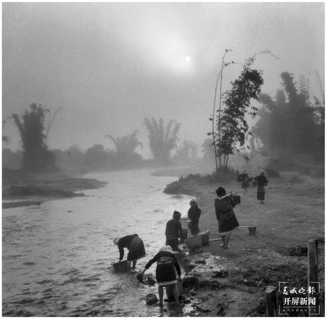 1950年至今昆明的朴素记录 来CGK看杜天荣摄影展,寄一封手写的信