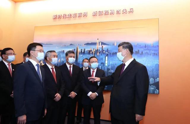 第一观察 | 总书记深圳讲话中,还有一个要点值得关注