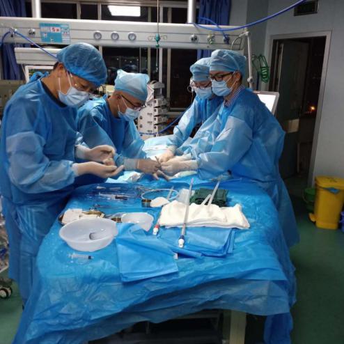 云南大学附属医院重症医学科ECMO团队成功救治创伤重症患者