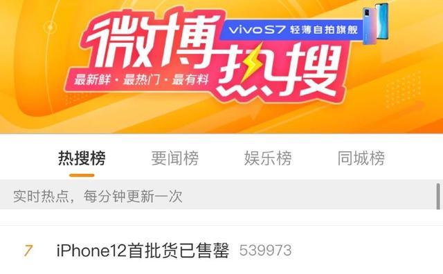 iPhone 12预售被抢疯.jpg