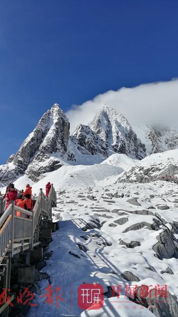 玉龙雪山迎来最美赏雪季1.jpg
