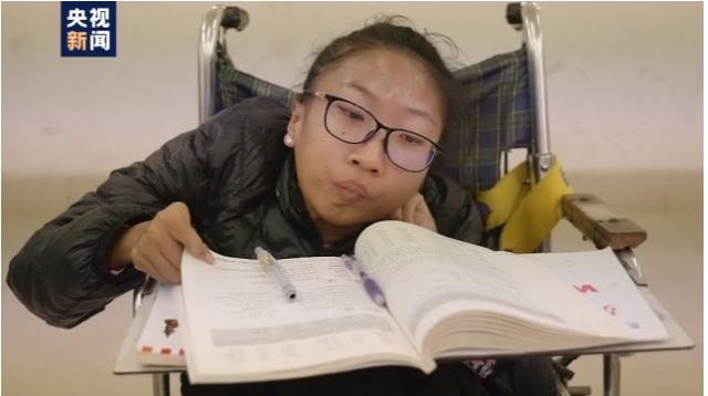 """徐瑞阳——来自昆明的""""轮椅女孩"""":要把自己过成一朵花"""