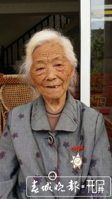 云南唯一一位抗战女兵走了!98岁张炳芝在腾冲家中辞世 5.jpg