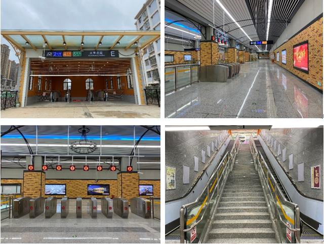昆明地铁4号线火车北站