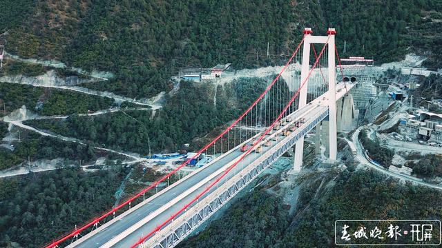 香丽高速金沙江特大桥成桥荷载试验完成 (1).jpg