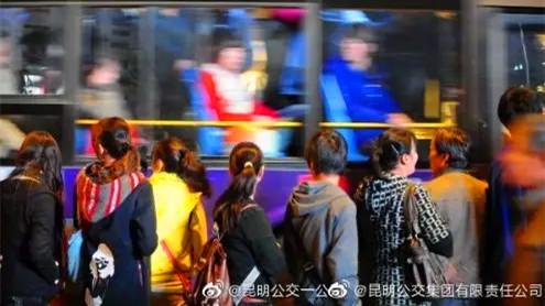 1月14日起,昆明公交将开行社区巴士Z129路_副本.jpg