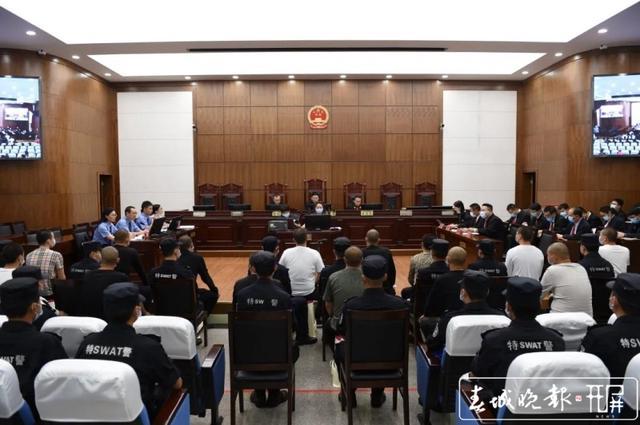19人敲诈勒索数百万元,首犯被判二十年! 蒋琼波 通讯员 吴思圆 摄