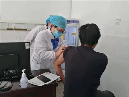 玉溪市通海县首批新冠疫苗已开始接种2.jpg