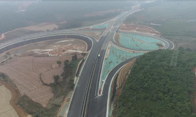 50分钟!文麻高速预计今年7月全线通车1.png