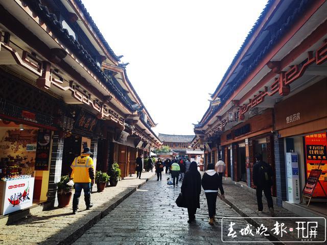 丽江旅游市场整治效果显著1.jpg