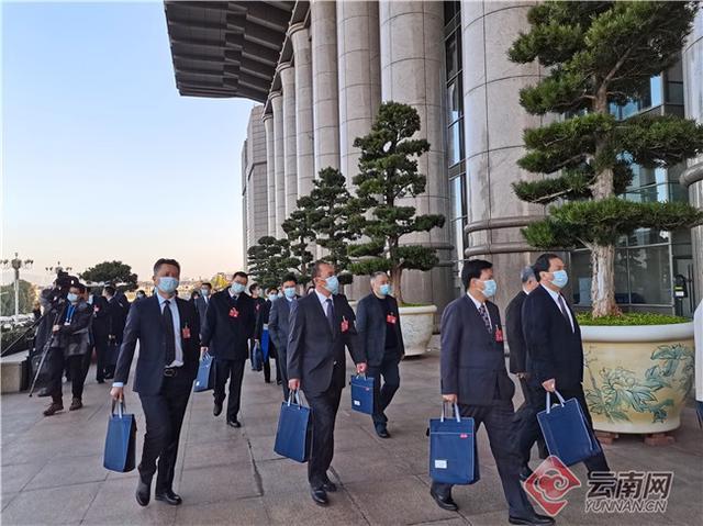 政协云南省第十二届委员会第四次会议开幕会