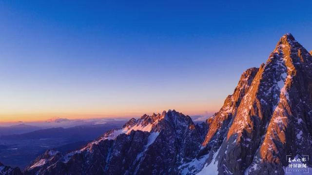 收藏!6条高质量游览线路助你春节玩转丽江玉龙雪山