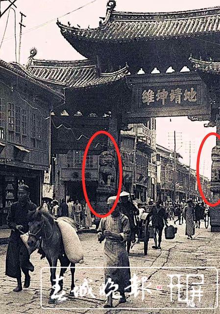 """昆明300岁""""石狮四兄弟""""失散70多年有望团聚图 (1)_副本.jpg"""