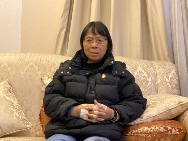 丽江华坪女子高级中学党支部书记、校长张桂梅