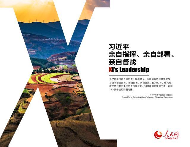 26个字母看中国脱贫制胜密码
