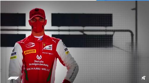 舒马赫儿子迎F1首秀:从最差的车队起跑,不辱没父亲的姓氏