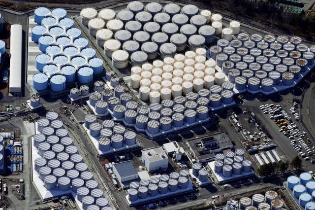 北京晚报 语出惊人!日本副首相称核废水喝了没事,日网友:你喝一个