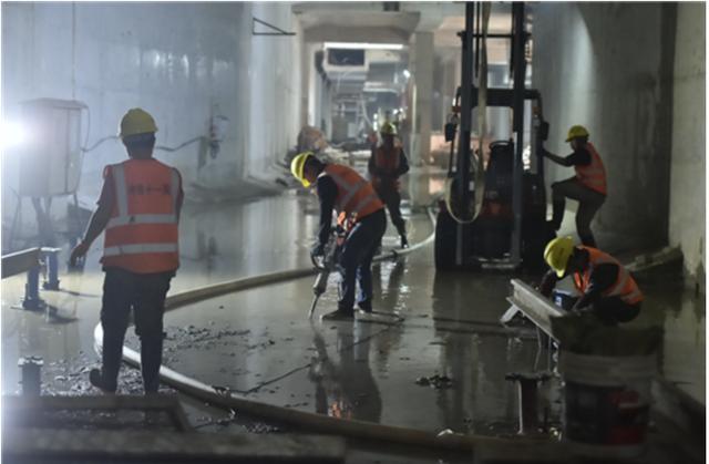 最新!昆明地铁5号线预计9月底实现轨通