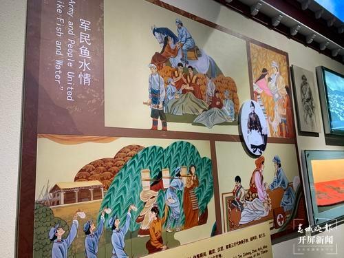"""你认识""""金珠玛米""""吗?是他们带着迪庆""""兴盛番族""""(春城晚报-开屏新闻记者 闵楠 摄"""