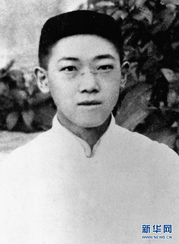 【数风流人物】恽代英:中国青年热爱的领袖