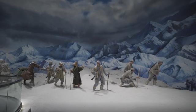"""""""云岭红色地标巡礼""""直播走进迪庆,全景式展现红军长征爬雪山过草地"""