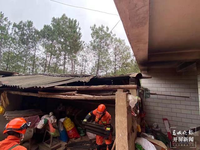 云南省森林消防总队兵分两路开展搜救和隐患排查(春城晚报-开屏新闻 杨质高摄影报道)