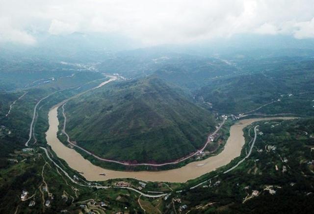 赤水河(图据新华社)