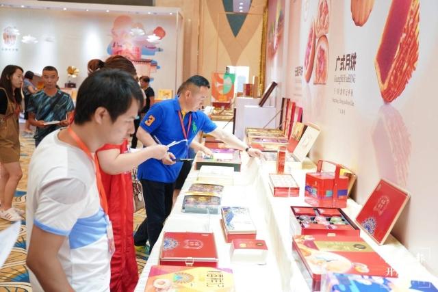 潘祥记2021年月饼新品交流会在西双版纳举行 马艺宁 李强 摄
