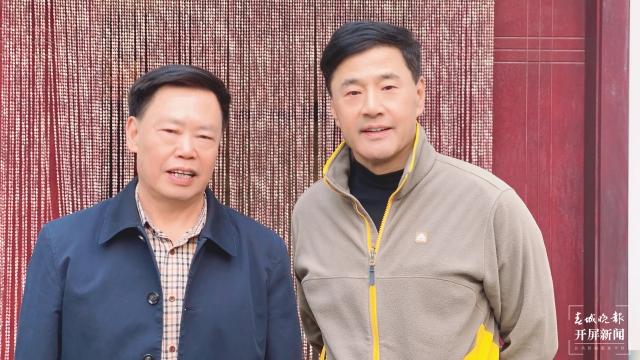 """【开屏人物】于荣光、蒋晓荣:讲好""""云南故事""""是本分和责任.jpg"""
