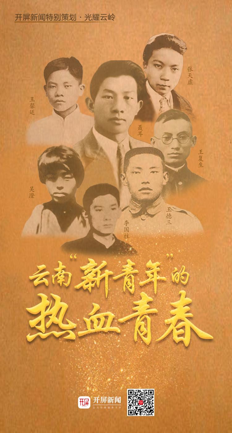 """云南""""新青年""""的热血青春海报.jpg"""