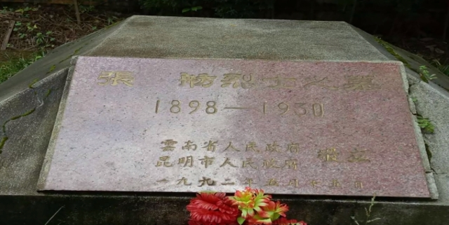 3张舫:云南早期党组织革命活动的先驱 云南信息报.png