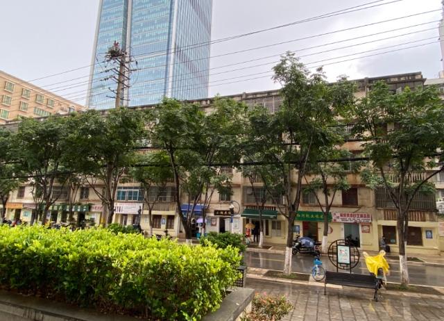 因高楼遮挡隔壁小区日照,昆明这家公司开发商要赔上千万元 图片来源于都市时报